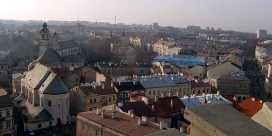 Qué ver y qué hacer en Lublin, Polonia