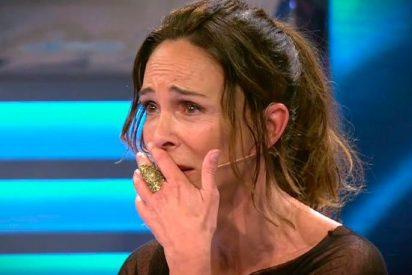 Telecinco 'hace llorar' a Lydia Bosch