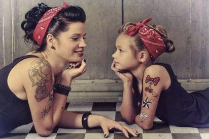 Desde los 33 años las mujeres comienzan a parecerse a su madre