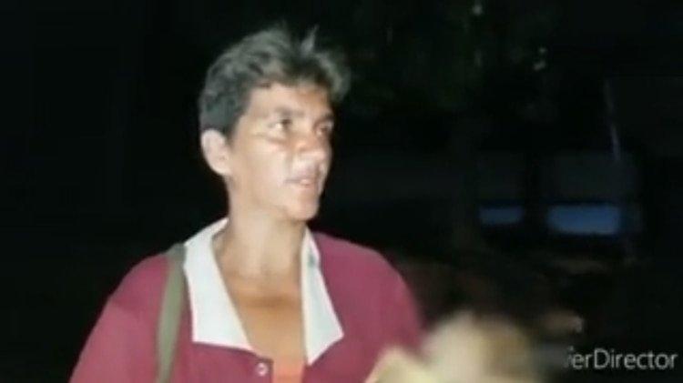 Impactante video: Madre venezolana lleva en brazos el cadáver de su hija, tras ir a tres hospitales sin luz