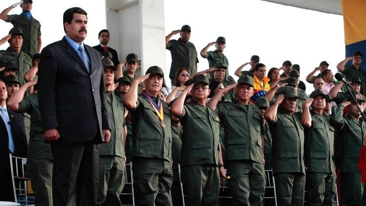 El dictador Maduro usará la 'Operación Centurión' para reprimir la marcha opositora del 16N: Usará todo para evitar ser el nuevo Evo Morales