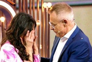 Jordi González abronca a Maite Galdeano por su reprobable comportamiento con su hija Sofia Suescun
