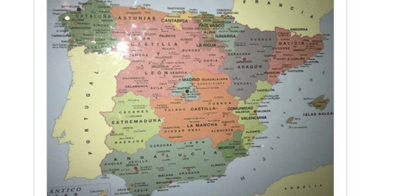 """Victor Entrialgo De Castro: """"El bloqueo de España"""""""
