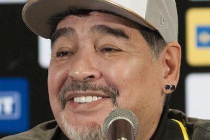 El abogado de Maradona: ¿sufre Alzheimer el astro argentino?