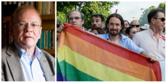 José María Marco, candidato al Senado por Vox, le hace un roto a la izquierda 'robándole' una de sus causas