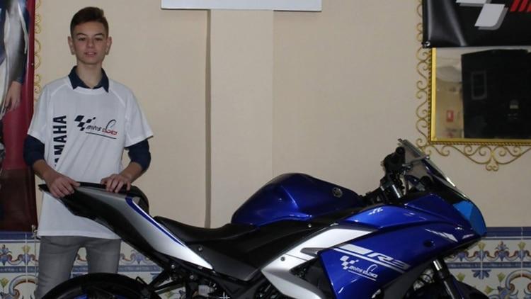 Conmoción en el motociclismo: Muere un joven piloto de 14 años en un trágico accidente