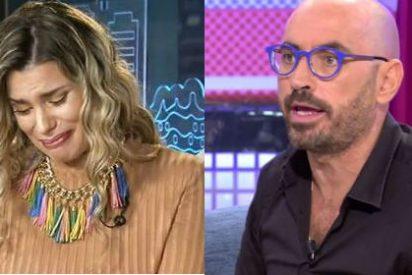 El desastre de 'Sálvame': Diego Arrabal abandona para siempre y María Lapiedra regresa humillada