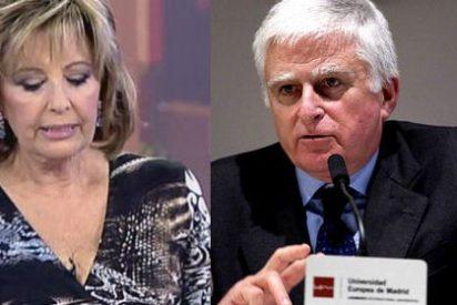Paolo Vasile se ha 'librado' de María Teresa Campos: ¿Qué será ahora de la presentadora?