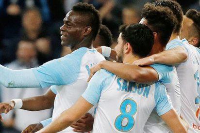 Mario Balotell hace lo nunca visto celebrando así su gol en Instagram