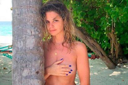 El infartante desnudo integral de Marta Torné en las Maldivas