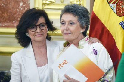 Estupor en la TVE 'soviética': Rosa María Mateo se carga la serie estrella 'Cuéntame'