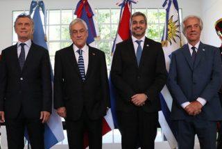 Cuatro países sudamericanos ponen sobre la mesa la idea de organizar juntos el Mundial de fútbol de 2030