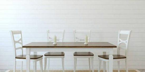 Mesas de comedor modernas, (nuestra selección desde 85 ...