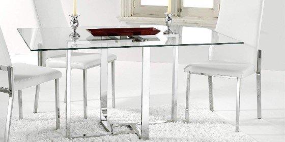 Mesas de comedor modernas, (nuestra selección desde 85 €)