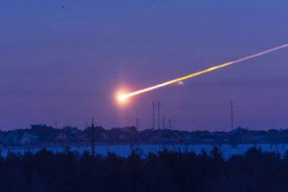 Una bola de fuego explotó en el cielo: fue 10 veces más poderosa que la bomba de Hiroshima