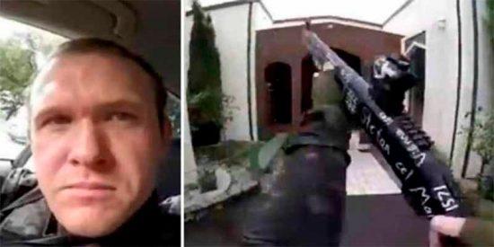 [VÍDEO] Un ejecutor frío como el hielo acribilla a 50 musulmanes en dos mezquitas de Nueva Zelanda