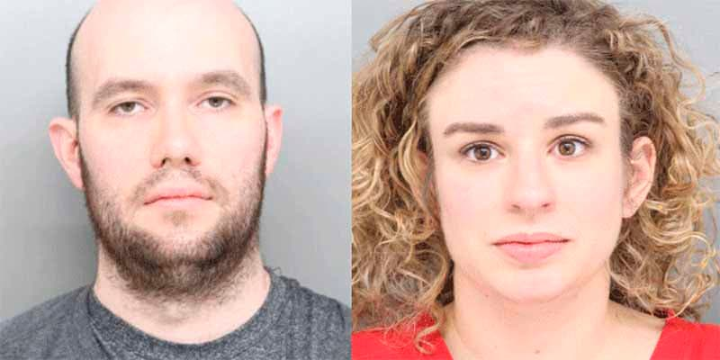 Sexo: Policía arresta a esta pareja por fornicar en la famosa rueda de la fortuna de Cincinnati