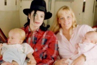 """La ex mujer de Michael Jackson confirma que sus hijos no eran biológicos: """"Me sentí una yegua cuando me fertilizaron"""""""