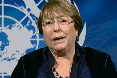 Michelle Bachelet denunció torturas y ejecuciones en la Venezuela chavista