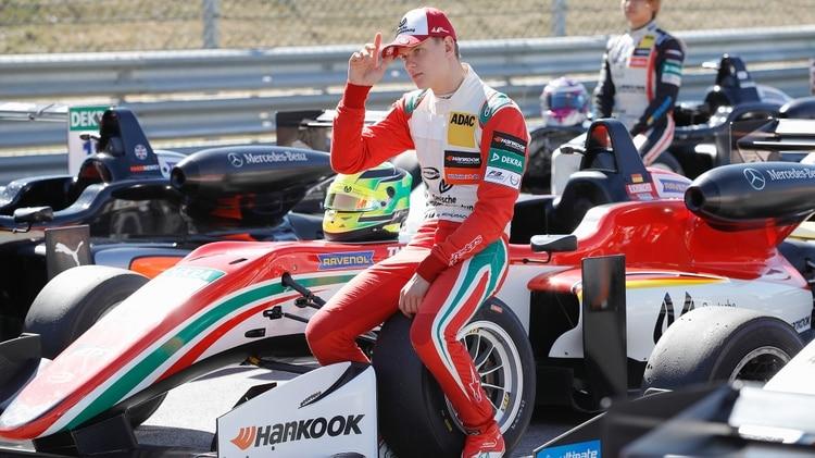 El hijo de Michael Schumacher ya tiene fecha para su debut con Ferrari