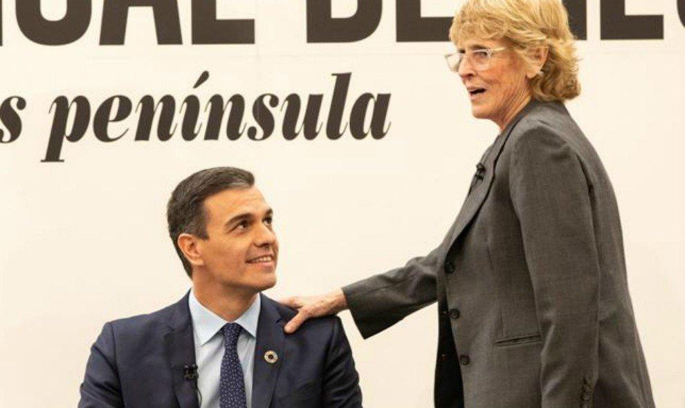 Castigan el peloteo de Mercedes Milá a Pedro Sánchez: humillación televisiva histórica