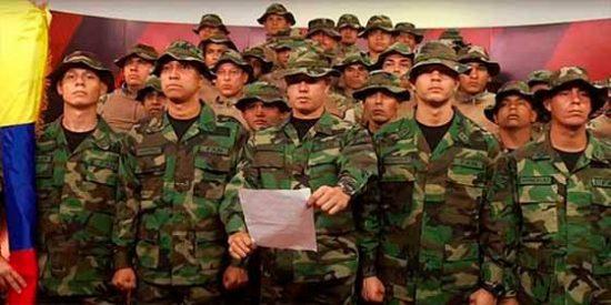 Juan Guaidó: Más de 600 militares venezolanos dieron la espalda a Maduro