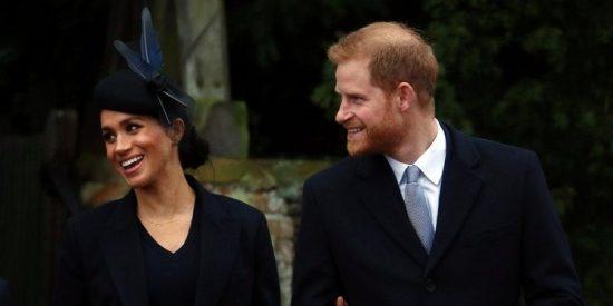Los viajes secretos de Meghan Markle y el príncipe Harry a los Estados Unidos