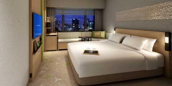 Hoteles en Tokio