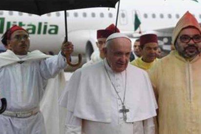 ¡Manda huevos!: El Papa Francisco dice que viajará a España 'cuando haya paz'