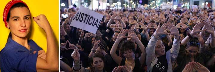 """Monasterio triunfa en Twitter con su pregunta sobre el horrendo caso de 'La Manada marroquí de Azuqueca' silenciada por los medios: """"¿Dónde están las feministas?"""""""