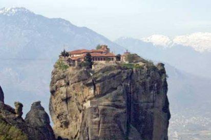 Lugares maravillosos: Monasterios de Meteora, Grecia
