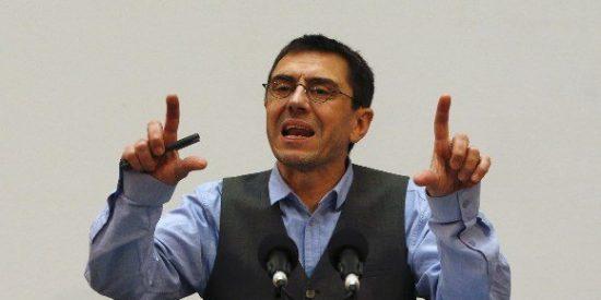 El merecido chispazo que ha sufrido Monedero por meter los dedos en un fichaje de Ciudadanos