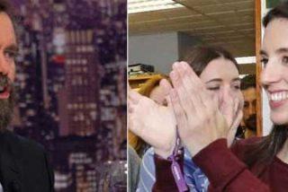 """Espinosa de los Monteros se burla de Montero: """"La Yoko Ono, la Marquesa de Galapagar, merece todo nuestro cariño por su contribución a la destrucción de Podemos"""""""
