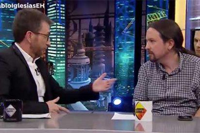 "Pablo Motos se hastía de Pablo Iglesias: ""Vosotros no nos presionáis porque no tenéis poder, si tuviérais, los que presionaráis seríais vosotros"""