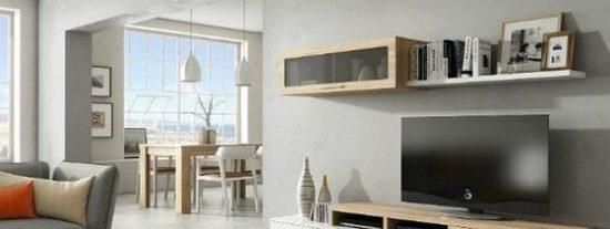 Muebles para TV de diseño, (nuestra selección desde 74 €)