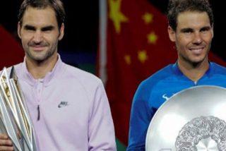 Nadal y Federer enfrentados con Djokovic por el relevo de Chris Kermode como presidente de la ATP