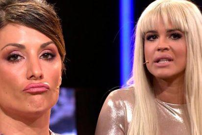Bestial pelea entre Nagore Robles e Ylenia, en la que salió a relucir su gran inquina
