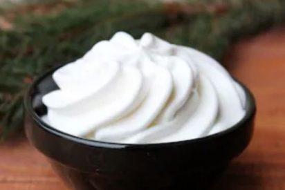 Cómo hacer nata vegetal fácil, con 3 ingredientes