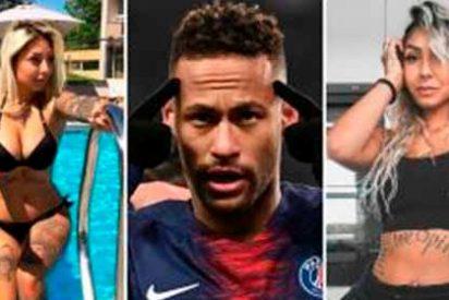 Una tatuadora suiza reveló haber pasado por las 'armas' de Neymar