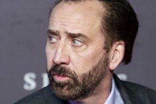 Se filtra este vídeo de Nicolas Cage «borracho» discutiendo con su novia