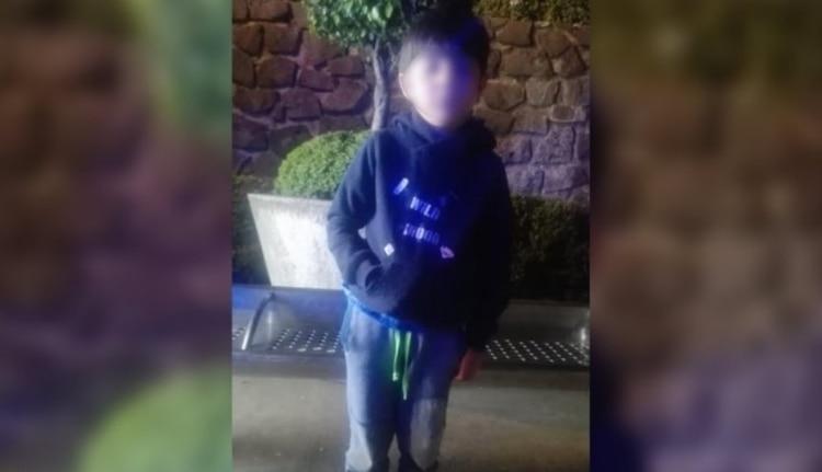 Bruno: El niño secuestrado y liberado que ahora busca a su madre aún en manos de los secuestradores