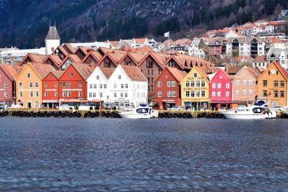 Vuelos baratos a Noruega