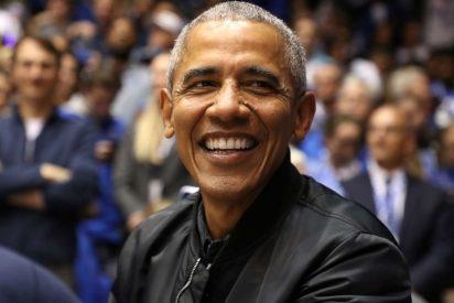 El misterioso mensaje oculto en la chaqueta del presidente Barack Obama