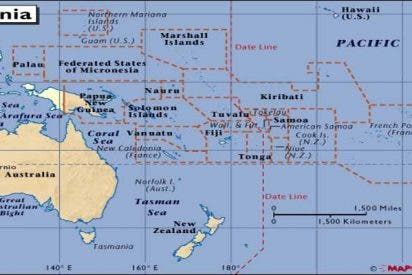 Terremotos: El poderoso doblete sísmico de Tonga-Fiji de 2018 se produjo en cadena