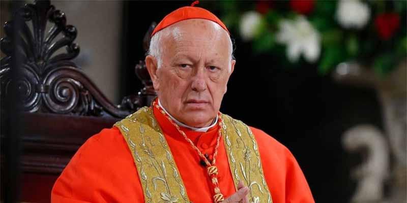 El Papa Francisco aceptó la renuncia de monseñor Ricardo Ezzati, arzobispo de Santiago de Chile, imputado por encubrir abusos sexuales