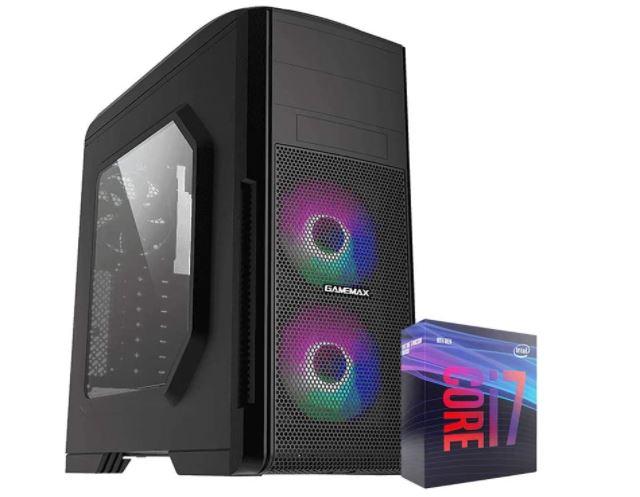 denador Sobremesa Intel i7 8700 4.60 GHz Turbo,