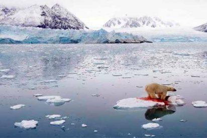 El deshielo en el Artico permite que el aire polar invada más a menudo Eurasia