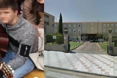 P. dejó una carta jeroglífica antes de tirarse del tercero en el mejor colegio de Extremadura