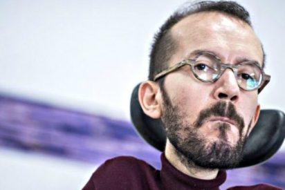 Echenique, condenado por sus 'chanchullos': desembolsará 11.040€ por pagar en negro a su asistente