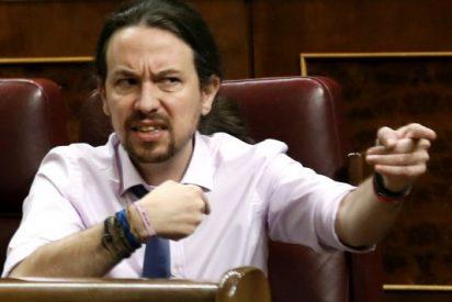 Despidos a mansalva en Podemos: Pablo Iglesias manda al paro a una decena de trabajadores